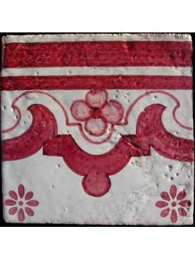 Portuguese frame tile