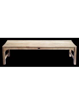 Panchina in teak - 170 cm