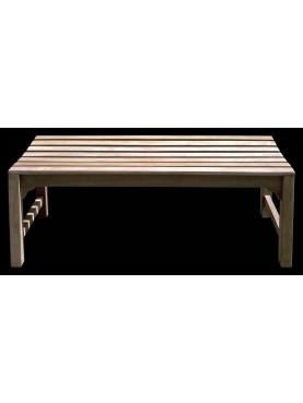 Panchina in teack 120 cm