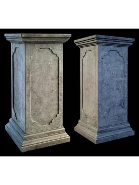 Square column H.120cms/55x55cms