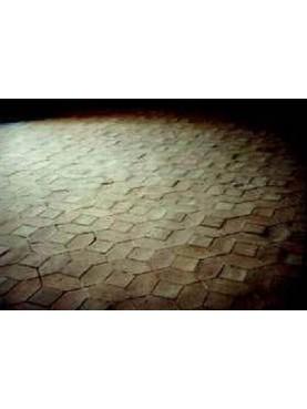 Chenonceaux terracotta floor tiles