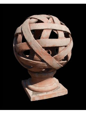 Lanterna in terracotta