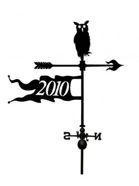 banderuola con data segnavento