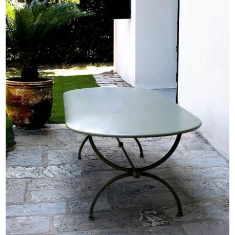 Tavolo ovale 200 cm Porcinai a centine