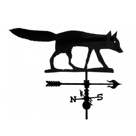 The Fox wind vane