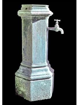 Fontana in ghisa originale antica
