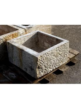 Vasca in marmo originale antica