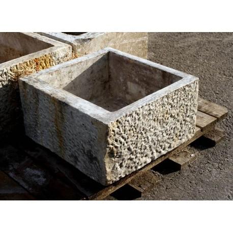 Colonnata marble basin