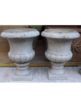 Piccolo vaso in marmo