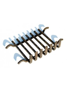 Iron Grate for Andirons