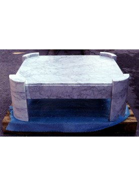 Marble table our production
