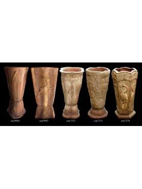 Collezione di Vasi Decò in terracotta