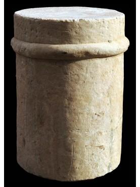 Stone capital H.50cms/Ø35cms