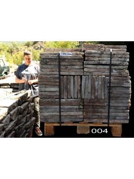 Terracotta tiles 23x45 cm. - pallet N.5