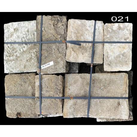 Un pallet - pietra di Filettole (Pisa) pallet N.21 - antica pietra originale