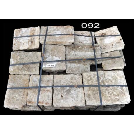 Un pallet - pietra di Filettole (Pisa) pallet N.92 - antica di recupero calcarea