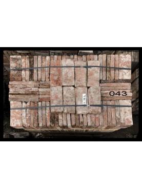 One pallet - sestini 12x30x4 cm. - Pallet N.43