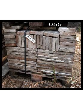 Un pallet - mezzane 15x39x3 cm. - pallet N.55