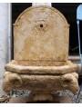 Fountain in Giallo reale