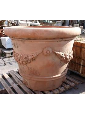 Tuscan Vase Ø100cms