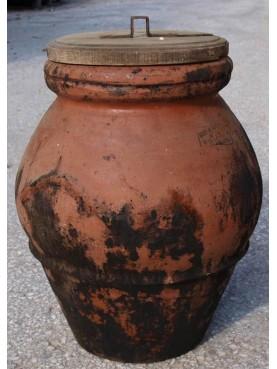 Orcio da olio senese Terracotta Benocci