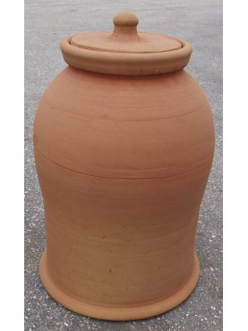 Campana da orto in terracotta h65x40 cm
