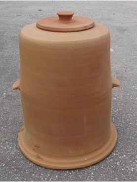 Campana da orto in terracotta h50x40 cm