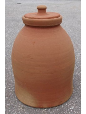 Campana da orto in terracotta h55x40 cm