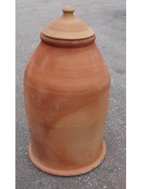 Campana da orto in terracotta h70x40 cm