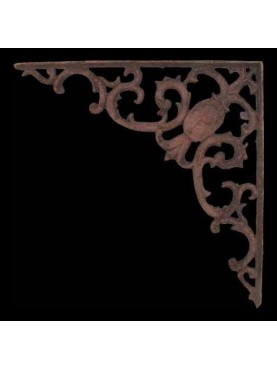 Cast iron bracket 42cms