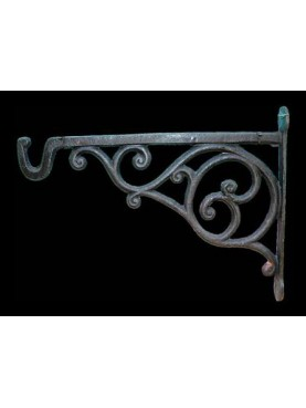 Cast iron bracket 35cms