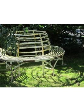 Tree round bench