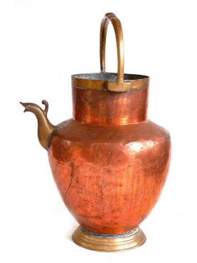 "Jug copper kitchen ""Mezzina water"""