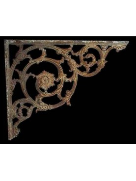 Large cast iron bracket 112cms