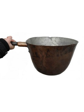 Copper pudding Pot for