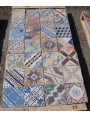 Panel with 28 tiles original