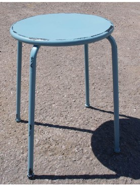 Little table in iron