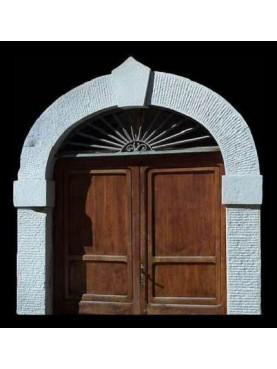 Sandstone portal