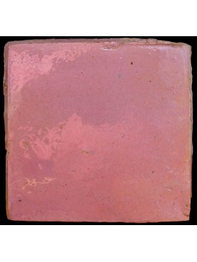 Hand-made Morocco pink