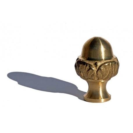 Brass base H.4,8cms