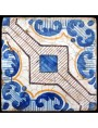 Majolica ancient tile