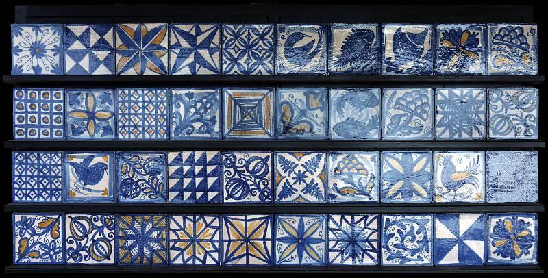 Piastrelle maiolica in vendita porcellana e ceramica ebay