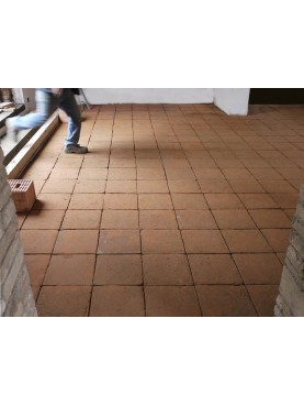 Tuscan floor tiles 25 cm