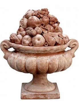 Vase of fruits big size