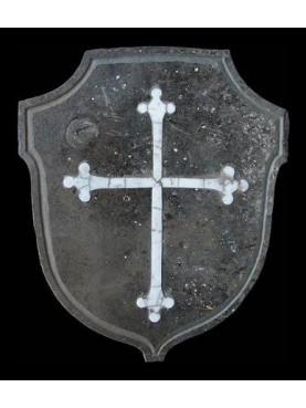 Scudo con croce medioevale Pisana