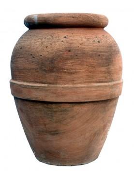 Orcetto Toscano vecchio originale in terracotta