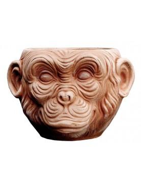 Cachepot scimmia