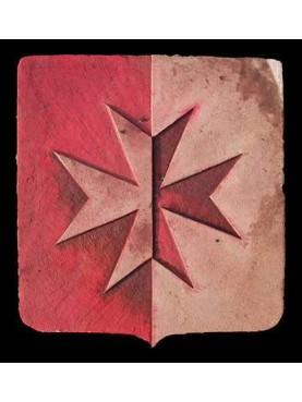 Stemma di ns produzione con croce di Malta Pisana
