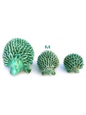 Majolica Hedgehog M medium size