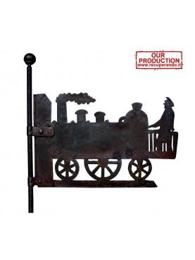 Locomotiva ottocentesca